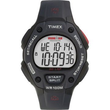 Timex Ironman Watch - Black - 5H581