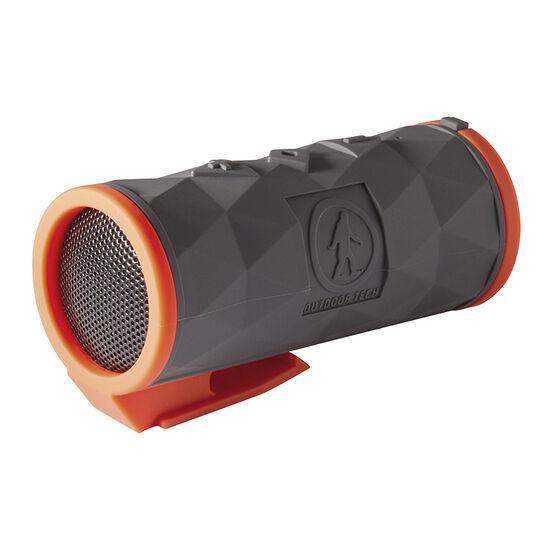 Outdoor Technology Buckshot 2.0 Bluetooth Speaker - Grey/Orange - OT2301GR