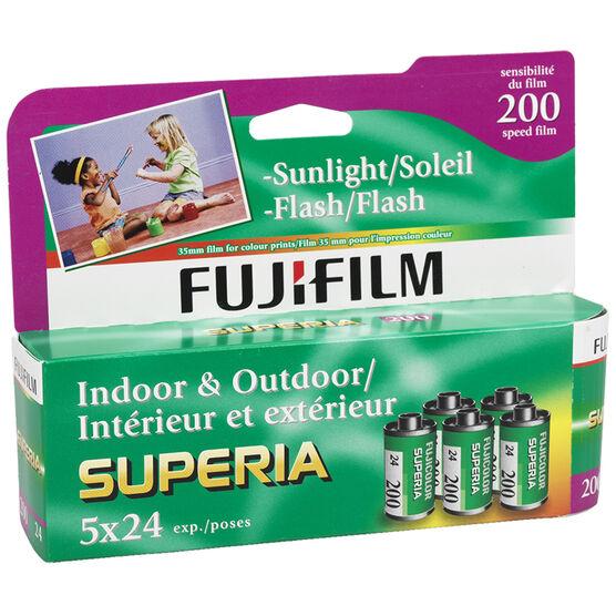 Fuji 200 CA 135-24 5-pack