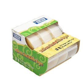 London Drugs Ruban Invisible Tape - 3 pack