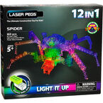 Laser Pegs Spider Kit