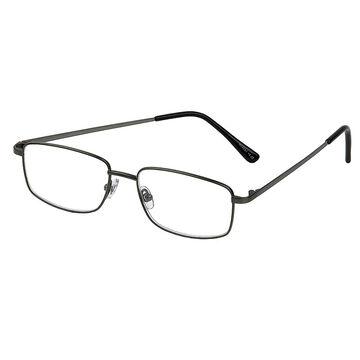 Foster Grant T10 Reading Glasses - Gunmetal - 3.25