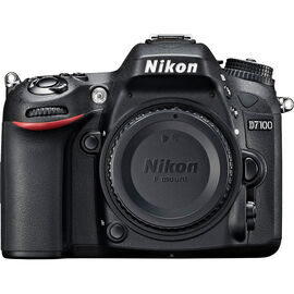 Nikon D7100 Body Only - Black
