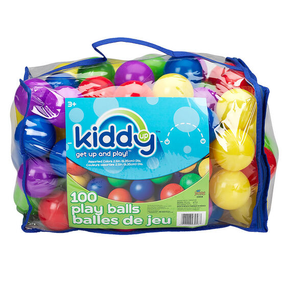 Imperial Kiddy Up - 100 Play Balls