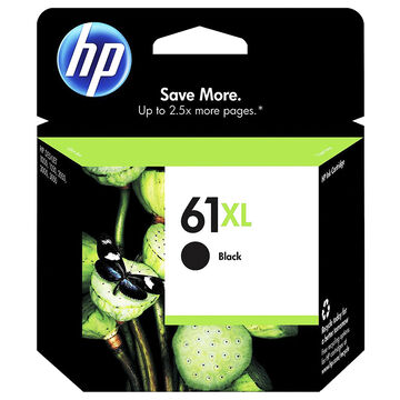 HP #61XL InkCartridge - Black - CH563WC#140