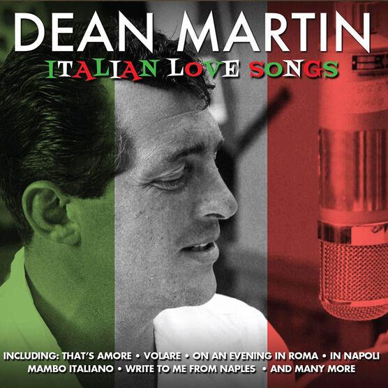Dean Martin - Italian Love Songs - 2 CD