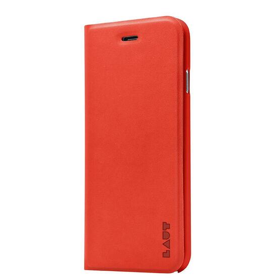 Laut Apex Mirror Folio Case for iPhone 6 - Red - LAUTIP6FOMR