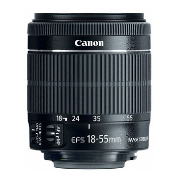Canon EF-S 18-55mm IS STM F3.5-5.6 - 8114B002