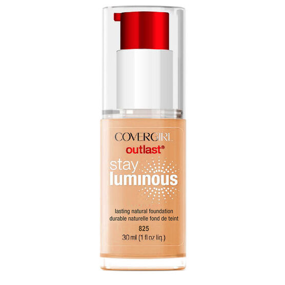 CoverGirl Outlast Stay Luminous Foundation - Buff Beige