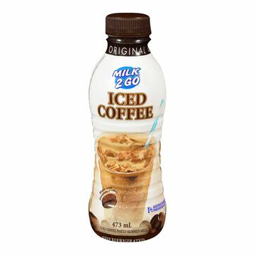 Dairyland Milk 2 Go - Coffee - 473ml