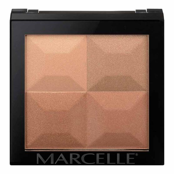 Marcelle Quad Bronzer - Sunkissed