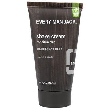 Every Man Jack Shave Cream - 30ml