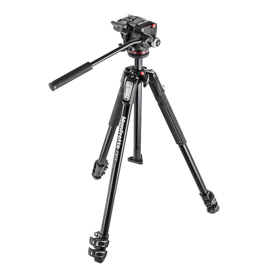 Manfrotto 190X3 With MHXPRO-2W - MK190X3-2W