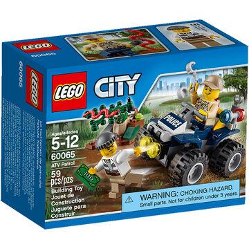 Lego City - ATV Patrol - 60065