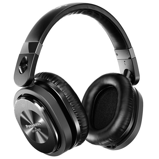 Panasonic Noise-Cancelling Headphones - Black - RPHC800K