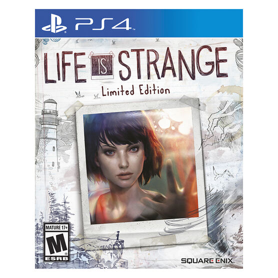 PS4 Life is Strange - Limited Edition