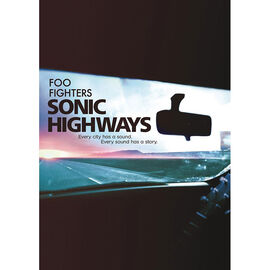 Foo Fighters - Sonic Highways - DVD