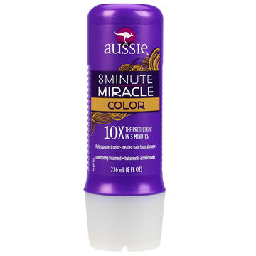 Aussie 3 Minute Miracle Deep Conditioner - Color - 236ml