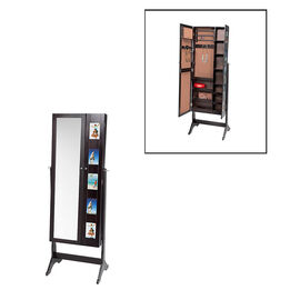 London Drugs Ava Jewellery Cabinet - Espresso