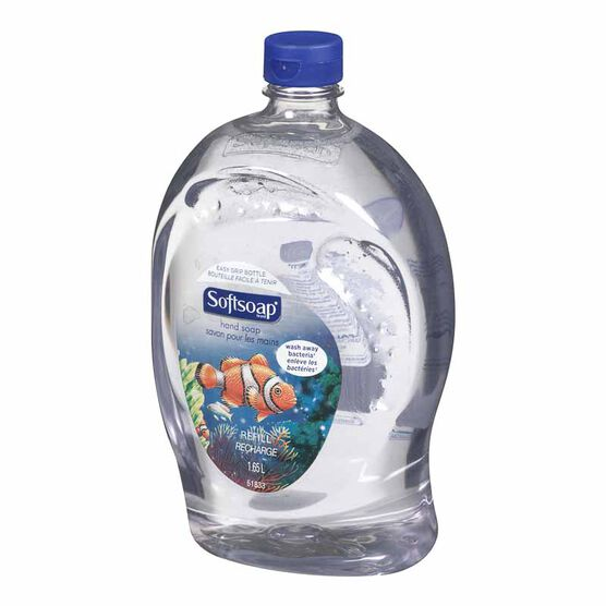Softsoap Aquarium Hand Soap Refill - 1.65L