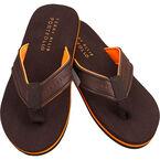 Perry Ellis Men's Sandals - Brown - Sizes 7-12