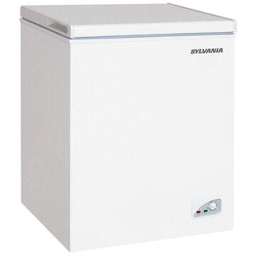 Sylvania 5.1 cu.ft. Chest Freezer - White - SFRF452