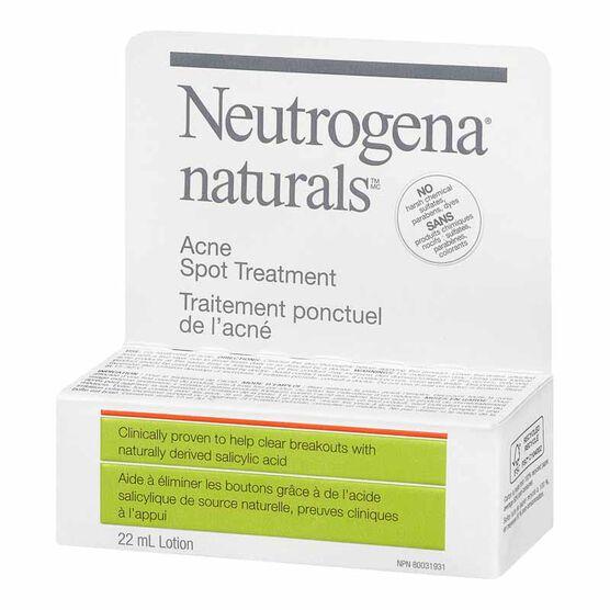 Neutrogena Naturals Acne Treatment - 22ml
