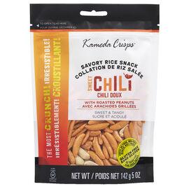 Kameda Crisps - Sweet Chili with Peanuts - 142g