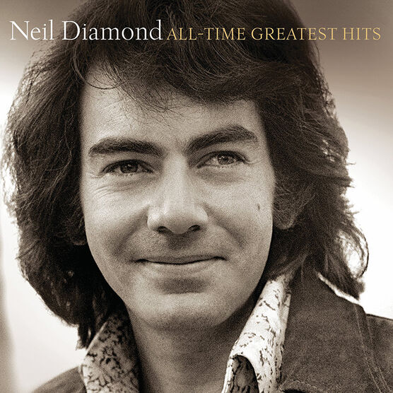 Neil Diamond - All-Time Greatest Hits - CD