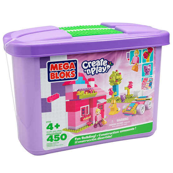 Mega Blocks Micro Bloks Set - Assorted