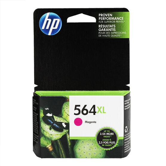 HP 564XL Ink Cartridge - Magenta