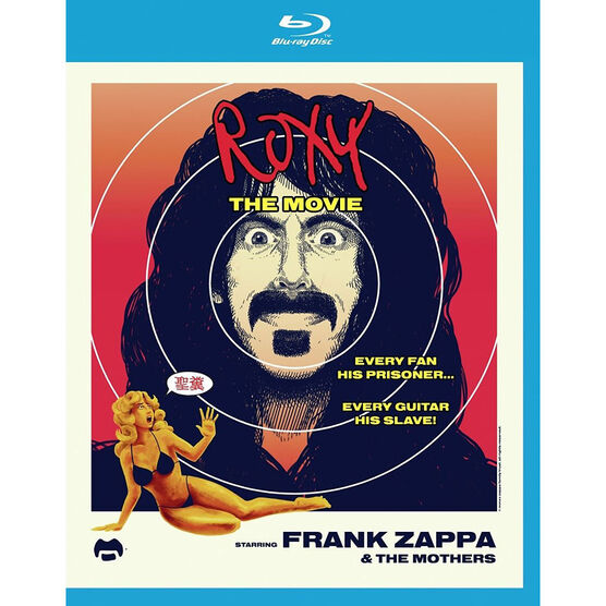 Roxy the Movie - Blu-ray