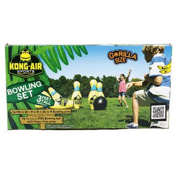 Kong Air Bowling Set