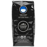 Kicking Horse Organic Whole Bean Medium Coffee - Three Sisters - 454g