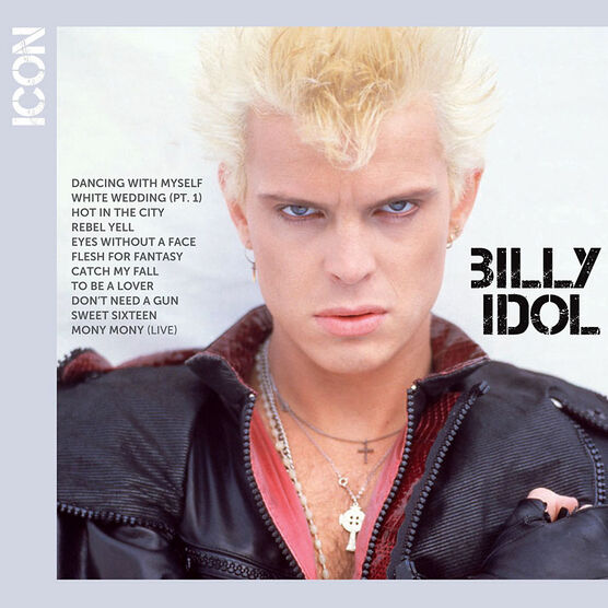 Billy Idol - ICON - CD