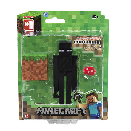 Minecraft Enderman Figure