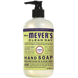 Mrs. Meyer's Clean Day Hand Soap - Lemon Verbena - 370ml