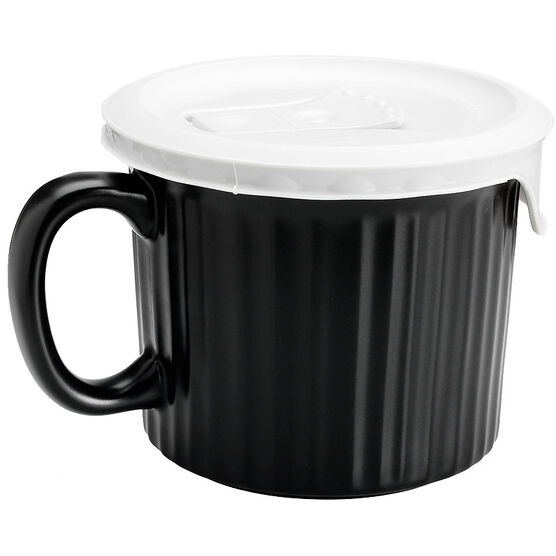 CorningWare Pop-in Mug - Black