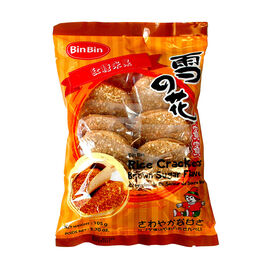 Bin Bin Rice Cracker - Brown Sugar Flavor - 105g