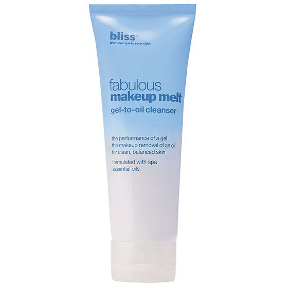 Bliss Fabulous Makeup Melt Gel-to-Oil Cleanser - 125ml