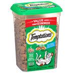 Whiskas Temptations Cat Treats - Seafood Medley - 454g