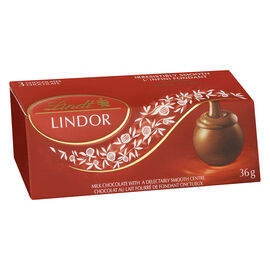 Lindor 3 pack - Milk Chocolate Truffles - 36g