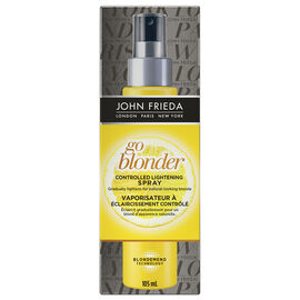 John Frieda Sheer Blonde Go Blonder Controlled Lightening Spray - 105ml