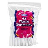 London Drugs Plastic Teaspoons - 48's