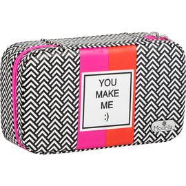 Modella Beauty Case Small Organizer - You Make Me Smile -C000140LDC