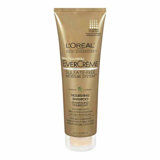 L'Oreal EverCreme Nourishing Shampoo - 250ml