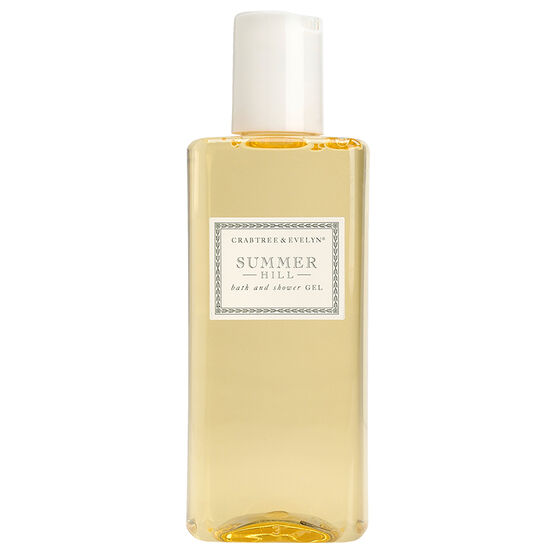 Crabtree & Evelyn Summer Hill Bath and Shower Gel - 200ml