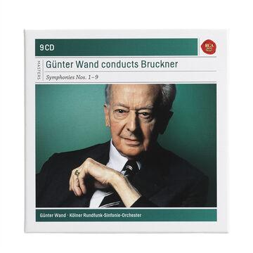 Gunter Wand - Gunter Wand Conducts Bruckner - 9 CD