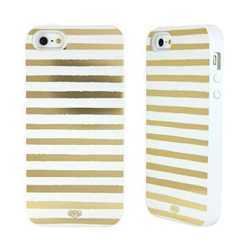 Sonix Inlay for iPhone 5/5S/SE - Gold Stripe - SX2102217001