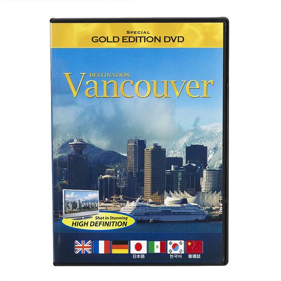 Destination Vancouver: Special Edition - DVD